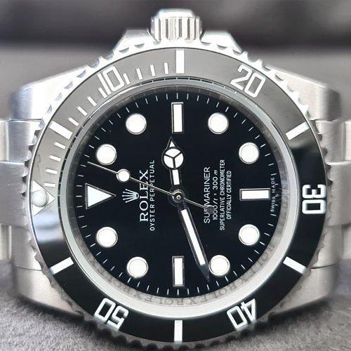 Rolex Submariner no date 2021